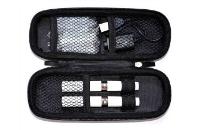 Medium Size Zipper Carry Case (Silver) image 2