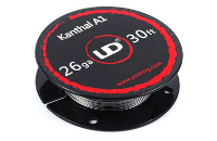 UD Kanthal A1 Wire (30ft / 9.15m) image 3