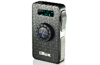 iBox 1500mAh Variable Voltage & Wattage Battery - Sub Ohm (Stainless) image 3