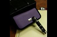 Pandoras Enigma Handmade Leather Case (Allium) image 1