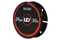 UD 26 Gauge Ni200 Wire (30ft / 9.15m) image 1