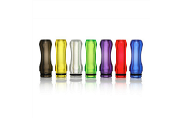 510 Plastic Drip Tip (Clear) image 1