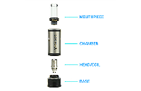 V-Spot VDC Atomizer (Purple) image 4