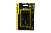 Nitecore UM20 External Battery Charger image 1
