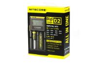 Nitecore D2 External Battery Charger image 1
