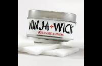 Ninja Wick Organic Japanese Cotton Wickpads image 1