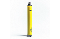 Spinner 2 1650mAh Variable Voltage Battery (Yellow) image 1