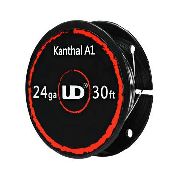 UD 24 Gauge Kanthal A1 Wire (30ft / 9.15m)