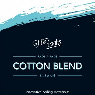 Fiber Freaks Cotton Blend Wickpads