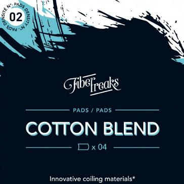 Fiber Freaks Cotton Blend No: 2 Density Wick
