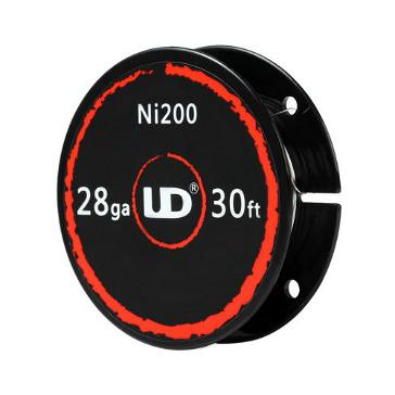 UD 28 Gauge Ni200 Wire (30ft / 9.15m)