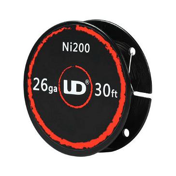 UD 26 Gauge Ni200 Wire (30ft / 9.15m)
