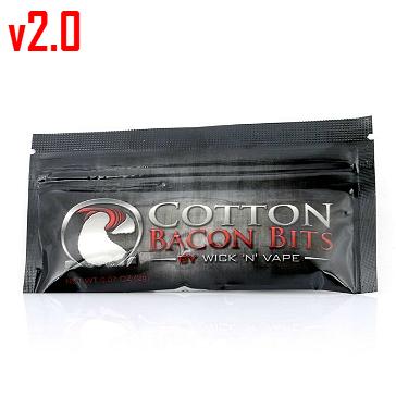 Cotton Bacon Bits V2 Wickpads