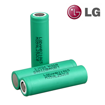 LG HB2 18650 High Drain Battery (Flat Top)