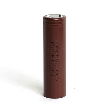 LG HG2 INR 18650 High Drain Battery (Flat Top)