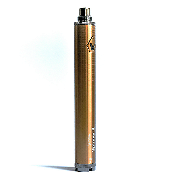 Spinner 2 1650mAh Variable Voltage Battery (Gold)