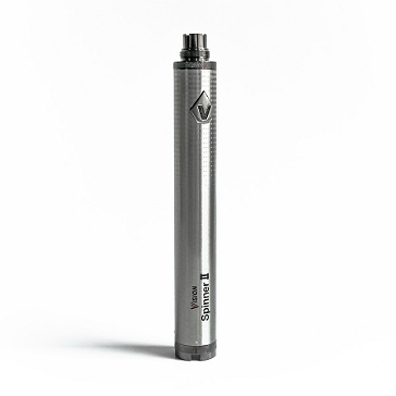 Spinner 2 1650mAh Variable Voltage Battery (Stainless)
