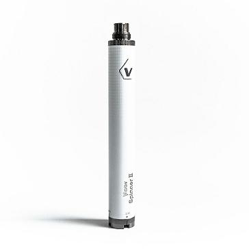 Spinner 2 1650mAh Variable Voltage Battery (White)