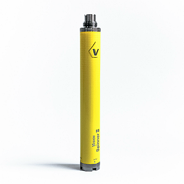 Spinner 2 1650mAh Variable Voltage Battery (Yellow)